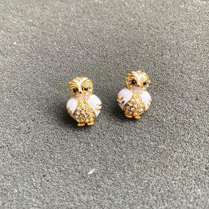Kate Spade Owl Earrings